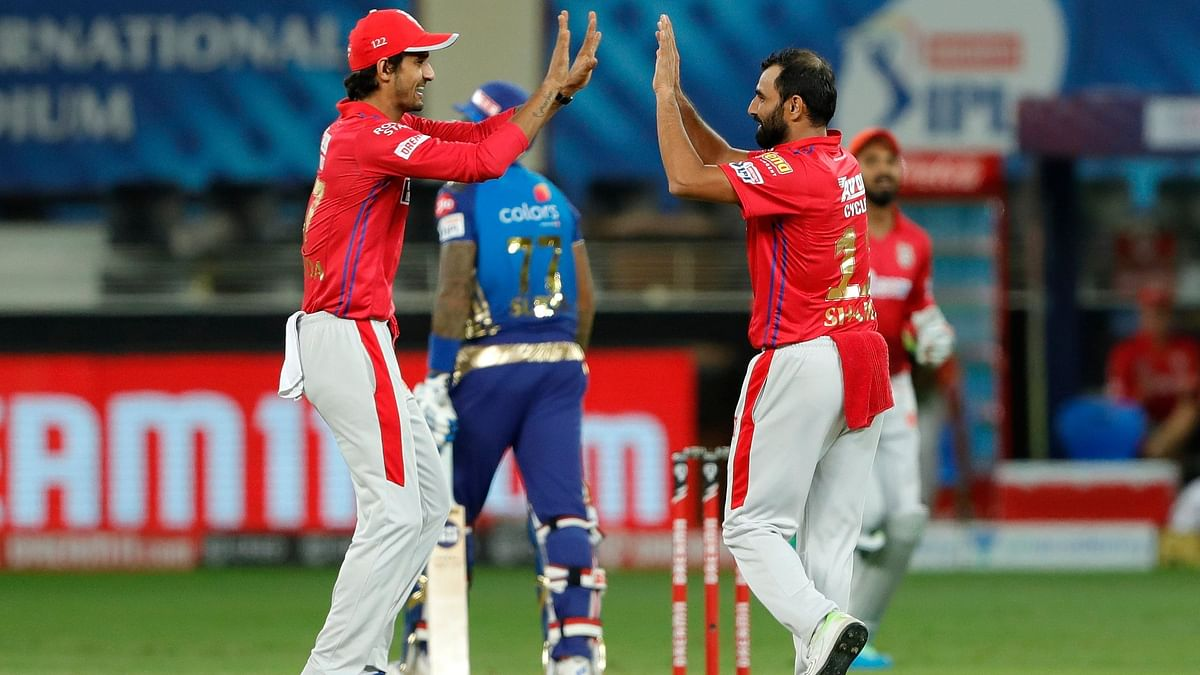 Kings XI are now placed at the sixth spot with six points from nine games