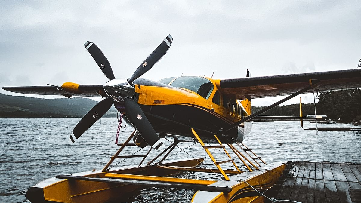 India's first seaplane service to be launched on Sardar Vallabhai Patel Jayanti