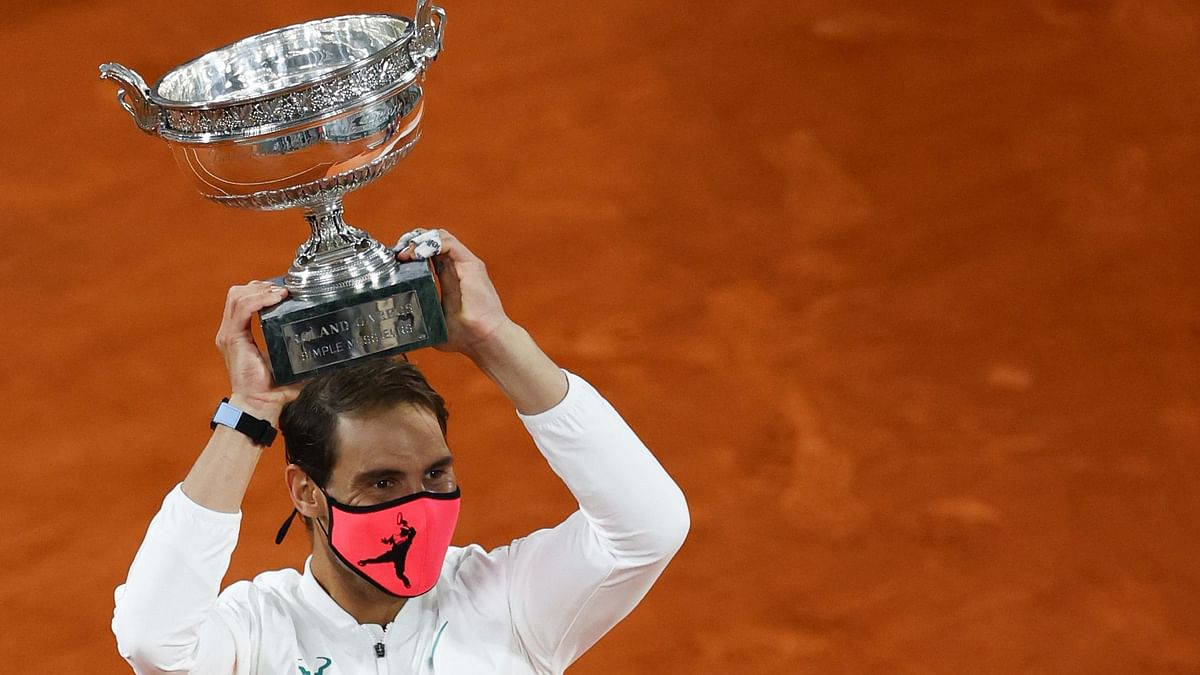Rafael Nadal claims COVID-19 pandemic tempered his title win