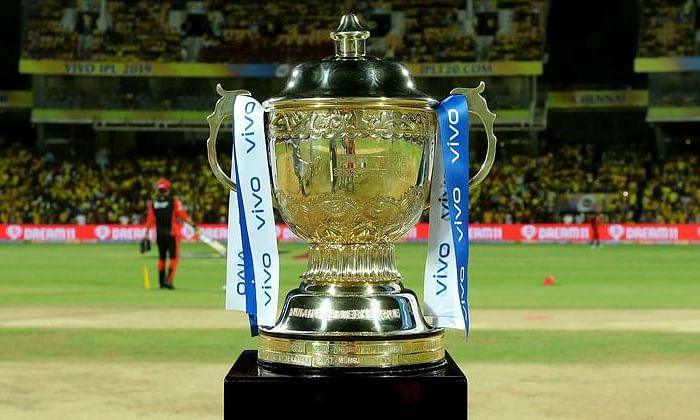 IPL Trophy was lifted by Mumbai Indians for 2020 season which was played in UAE