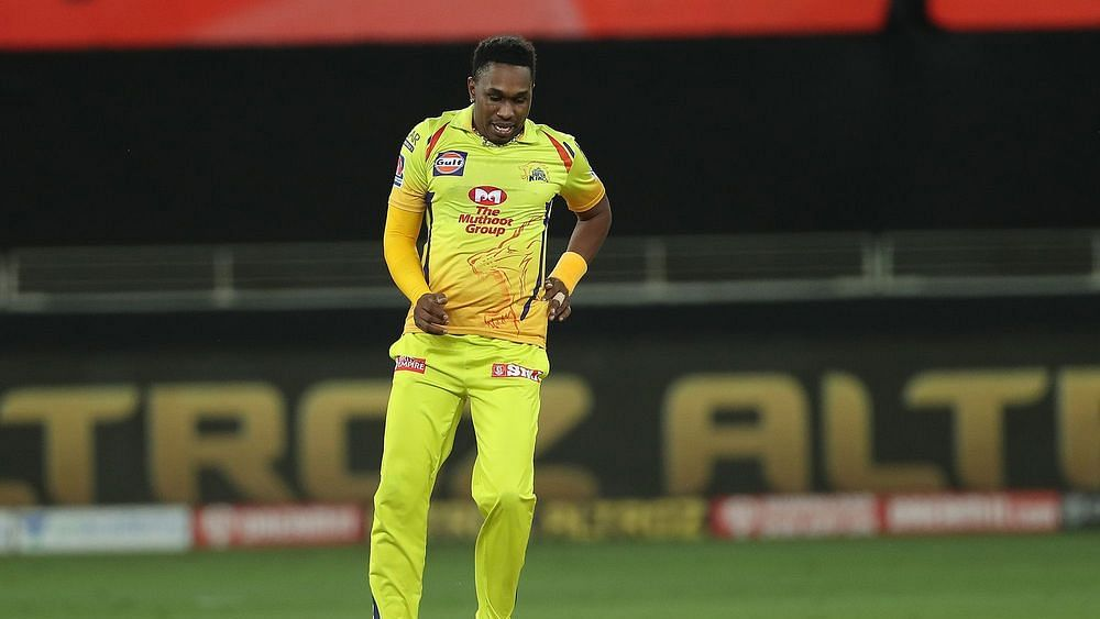 IPL 2020: Another big blow to CSK, Dwayne Bravo ruled out with groin injury