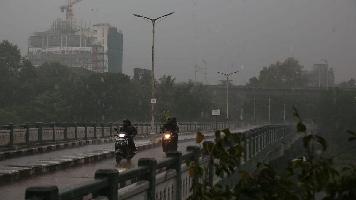 Isolated heavy rains likely over Maharashtra and Goa