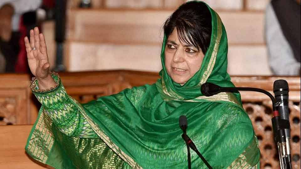 Mehbooba Mufti: Scrapping Article 370 was weighing on me during detention