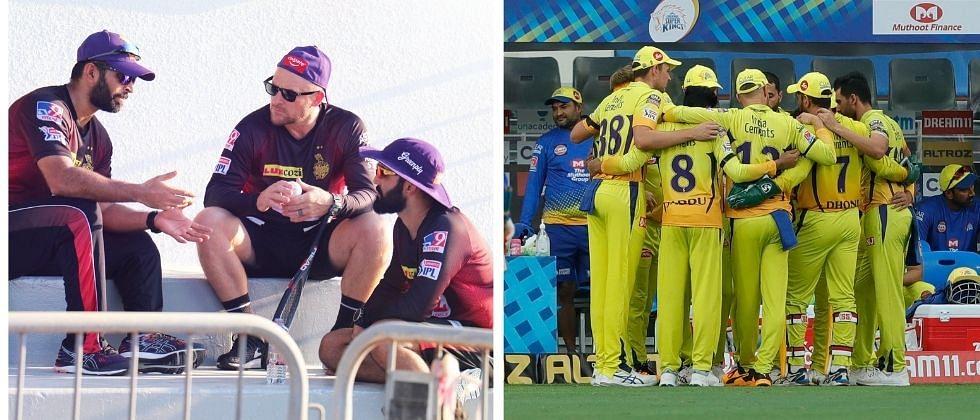 Kolkata Knight Riders vs Chennai Super Kings: Preview and likely 11s