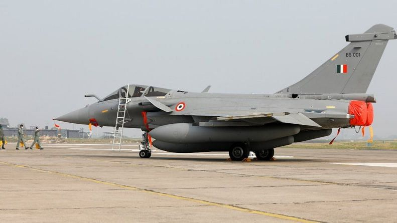 India to receive next set of Rafale jets in this month