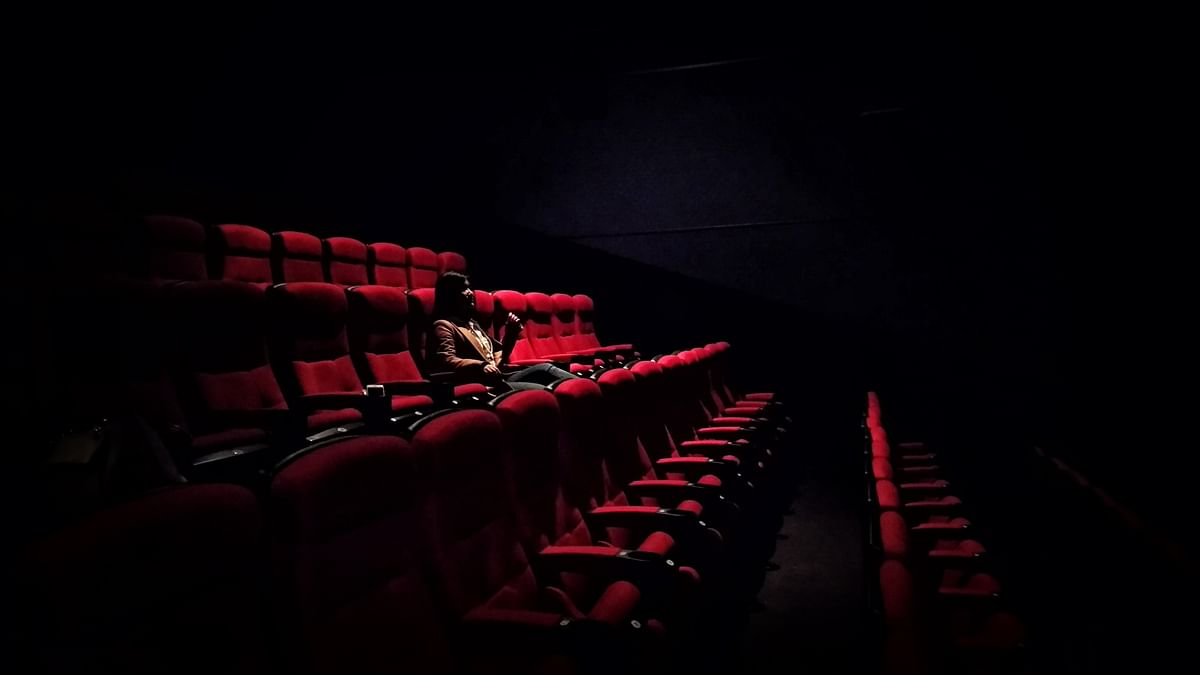 This is how it feels to watch a film in a theatre post-lockdown