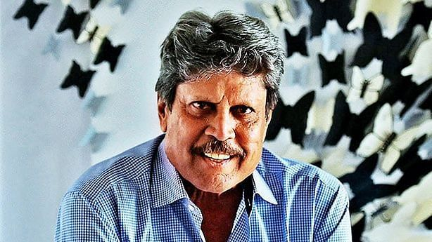 Back on field: Kapil Dev feels 'good to be back' at the golf course