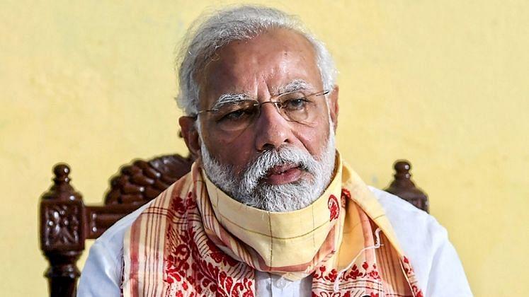 PM Narendra Modi guns for 'Bharat Mata', 'Jai Shri Ram' opponents in Bihar campaign