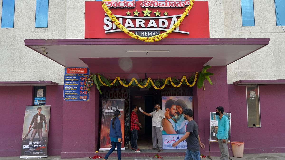 Lights, Camera, Action: Cinema halls open in states with seat markers and paperless tickets