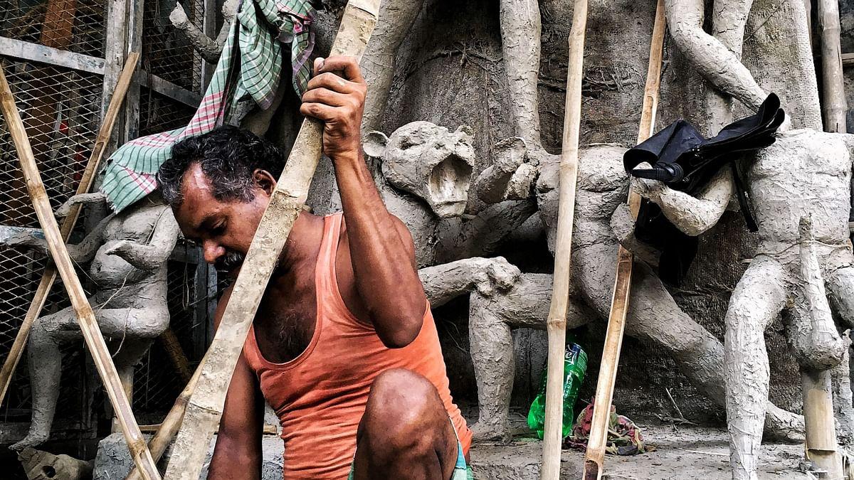 Durga Pujo: Tilottama is ready to deck up