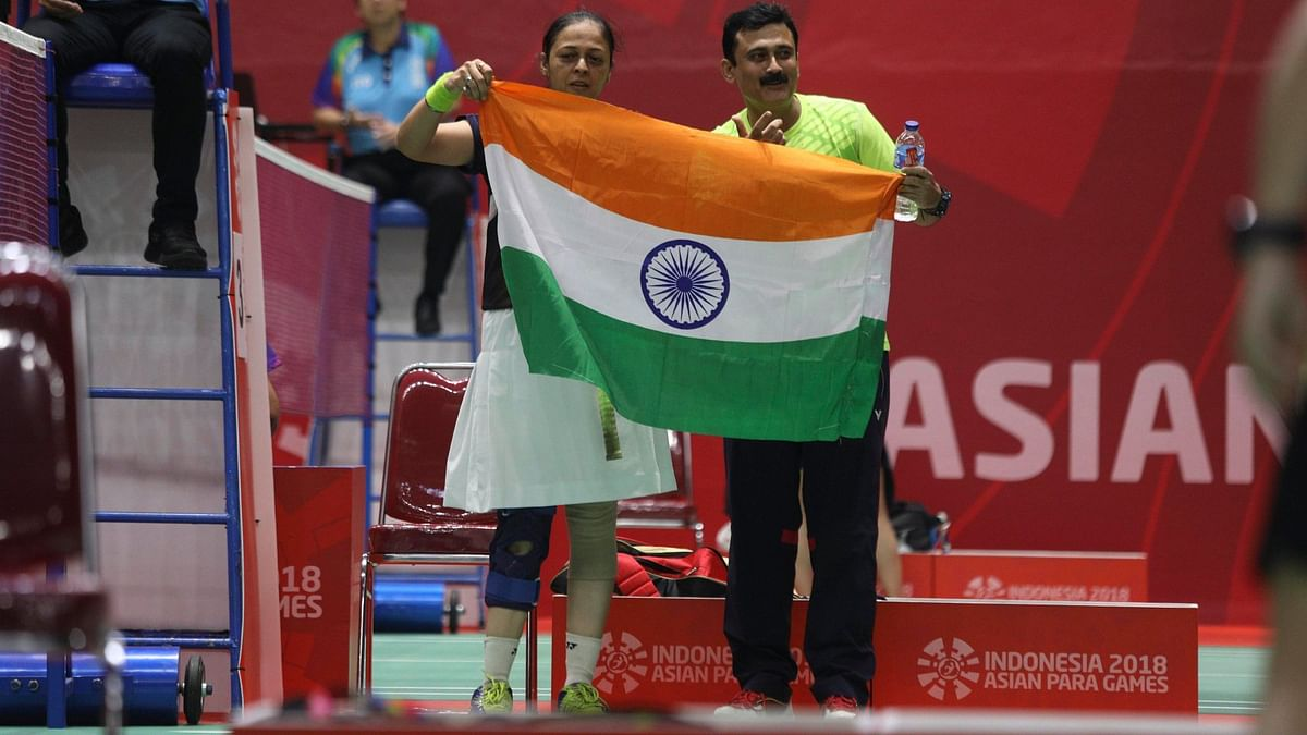 How Parul Parmar fought polio and became para-badminton world champion