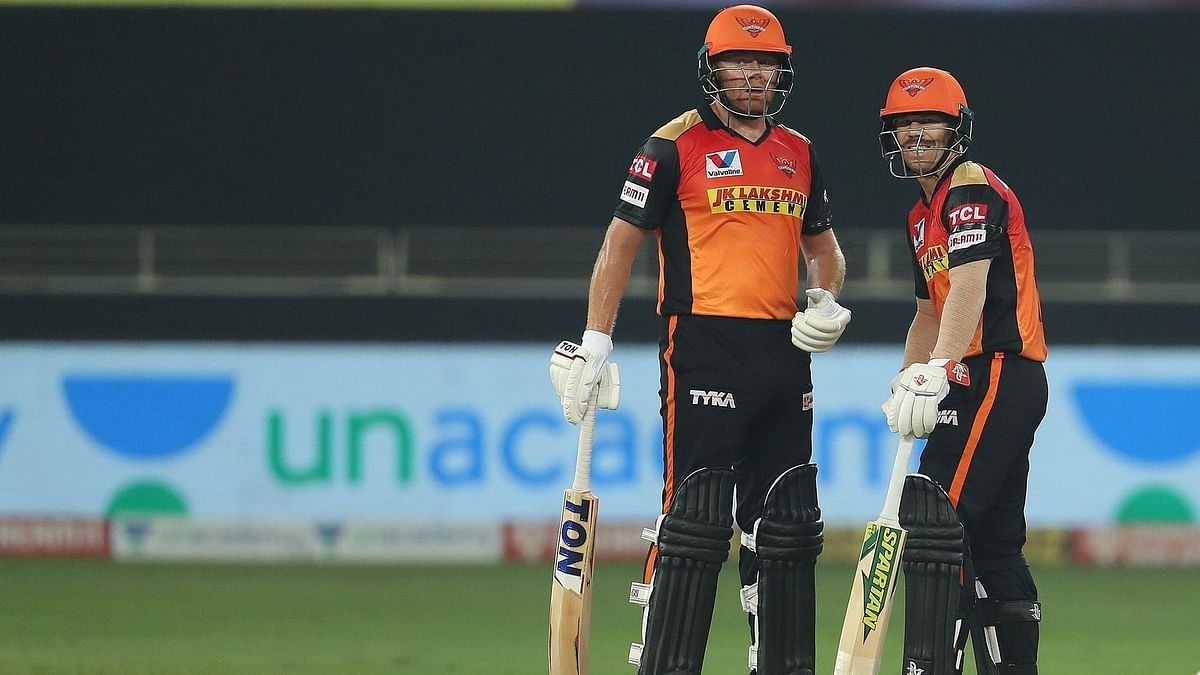 IPL 2020: Really enjoy batting with Jonny Bairstow, says David Warner