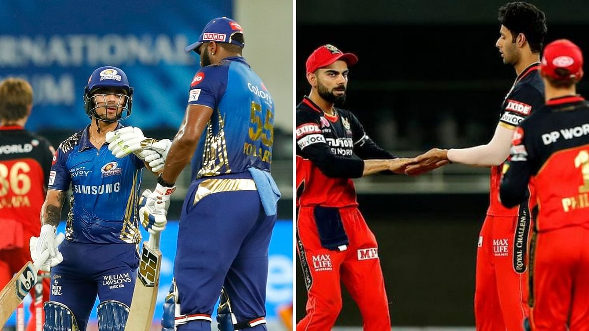 IPL 2020: RCB, MI fight it out for the top spot