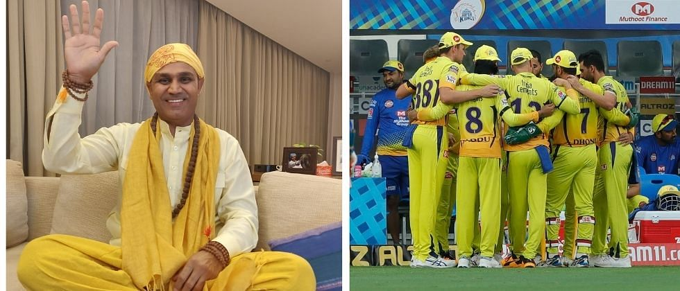 Chennai Super Kings batsmen think of CSK as a government job, says Virender Sehwag