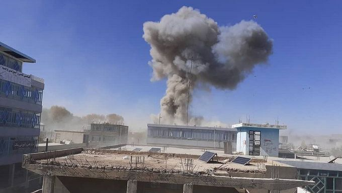 At least 16 killed in Afghanistan car bomb attack; over 100 injured