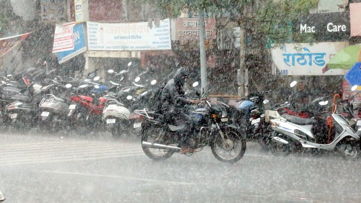 Pune records third highest 24-hour October rain in 120 years