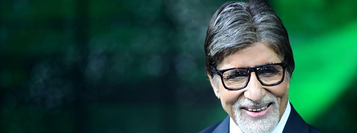 'Shehenshah of Bollywood' turns 78 today