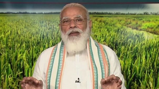 India giving free ration to 80 crore poor amid COVID-19, says PM Narendra Modi