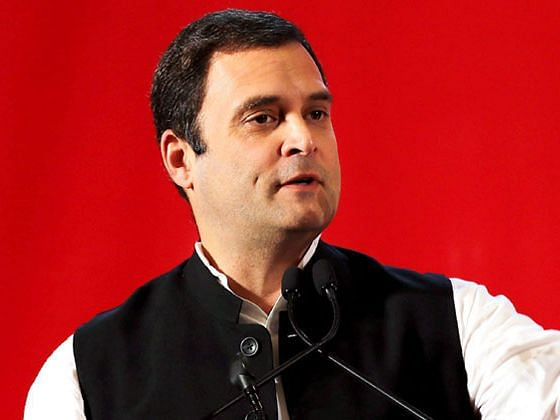 Assault on farmers will ruin nation: Rahul Gandhi
