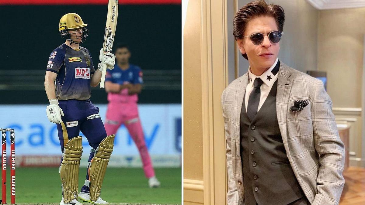 SRK more exciting than Tom Cruise: Eoin Morgan on King Khan's birthday