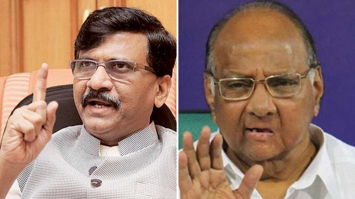 """""""I never saw Sharad Pawar so furious in my life"""", Sanjay Raut reveals what transpired in the meeting prior to government formation"""