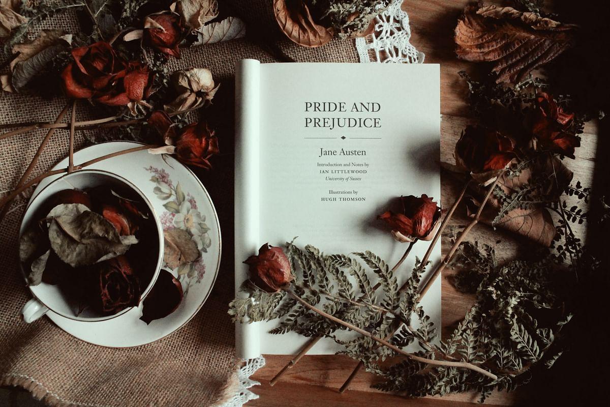 Jane Austen's work gets a contemporary touch