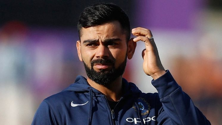 Virat Kohli: Was watching Shardul, Washington bat before doctor called us