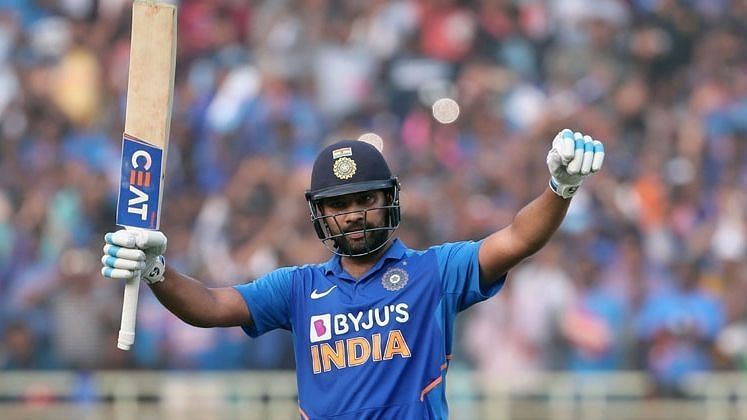 Rohit Sharma has been ruled out from the ODI series against Australia