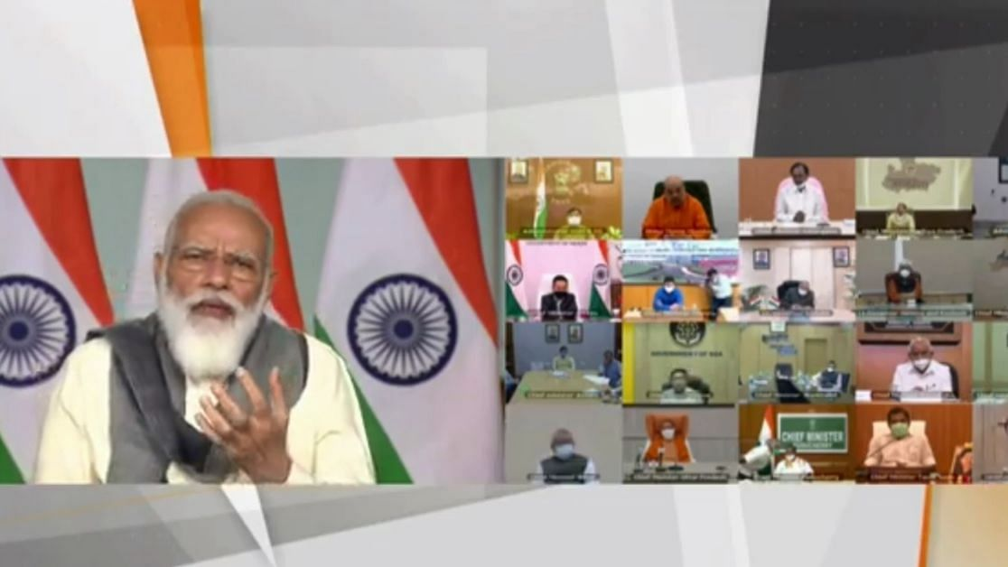 PM-CM meeting: States should work on cold storage facilities for vaccine, says PM Narendra Modi