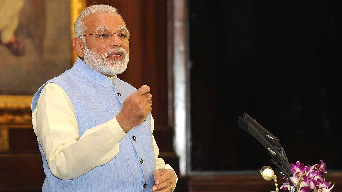 Modi compares post-pandemic times to that of post-world war