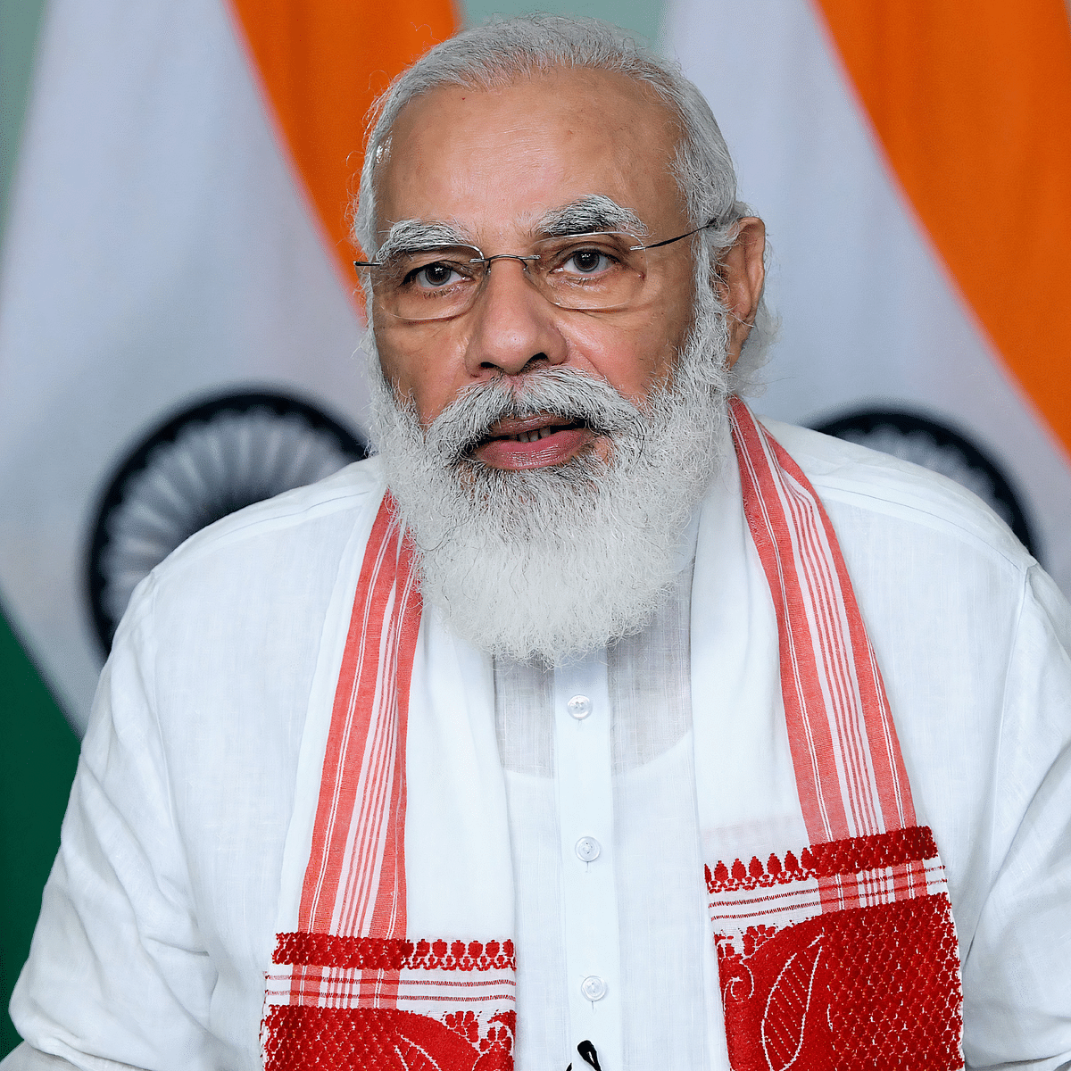 Modi's most recent look