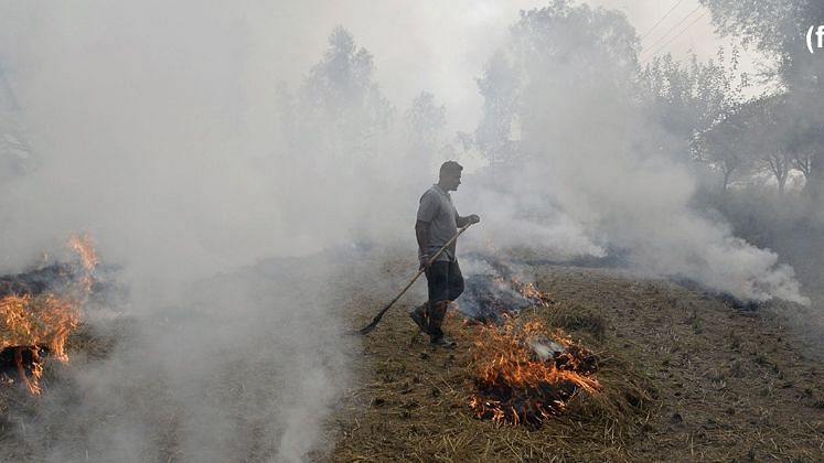 Diwali 2020: Weather condition, stubble burning lead higher pollution