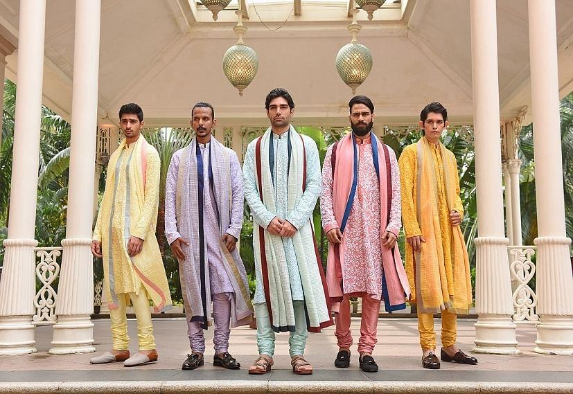Manish Malhotra at Lakme Fashion Week 2020