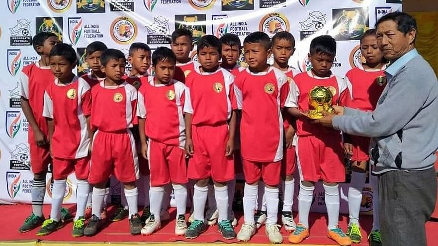 Love for the game: Kids travel 70 km on match-day to play football in Meghalaya