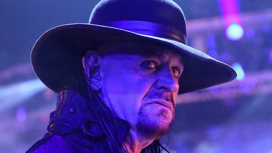 The Undertaker bid adieu his fans in a way only The Phenom could at Survivor Series