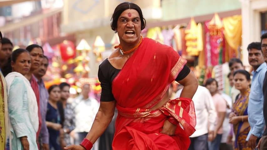 Laxmii: Sharad Kelkar is proving his acting grit; Netizens can't stop praising actor