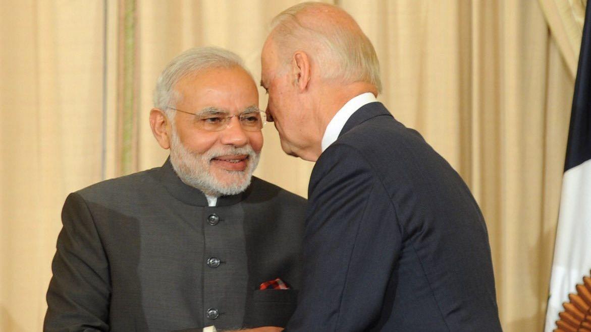 US election win: PM Narendra Modi congratulates Joe Biden and Kamala Harris