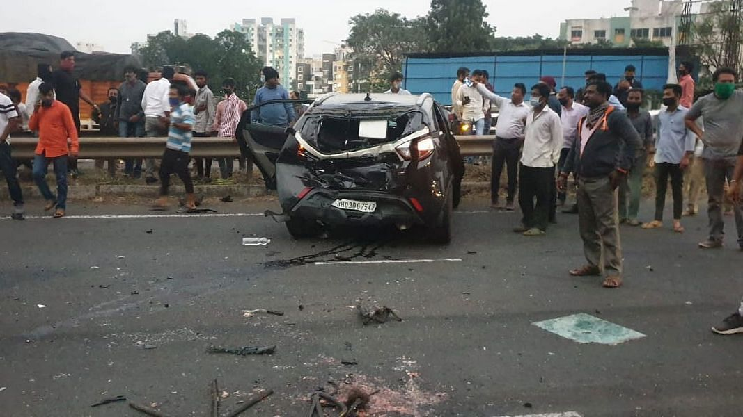 High-gradient slope makes Pune's Navale Bridge as accident hotspot in the city