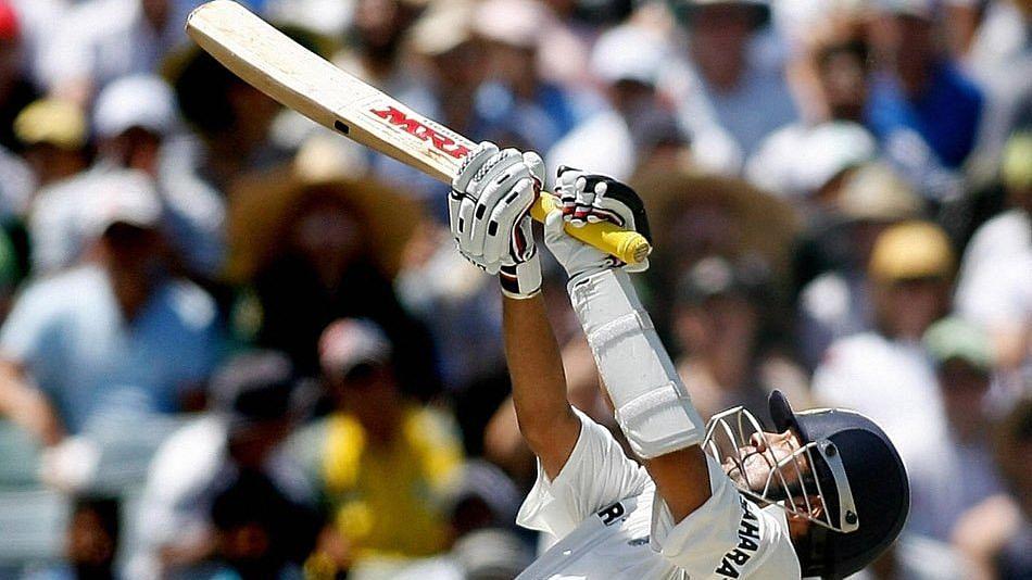 Here's how cricket legend Sachin Tendulkar discovered the upper-cut