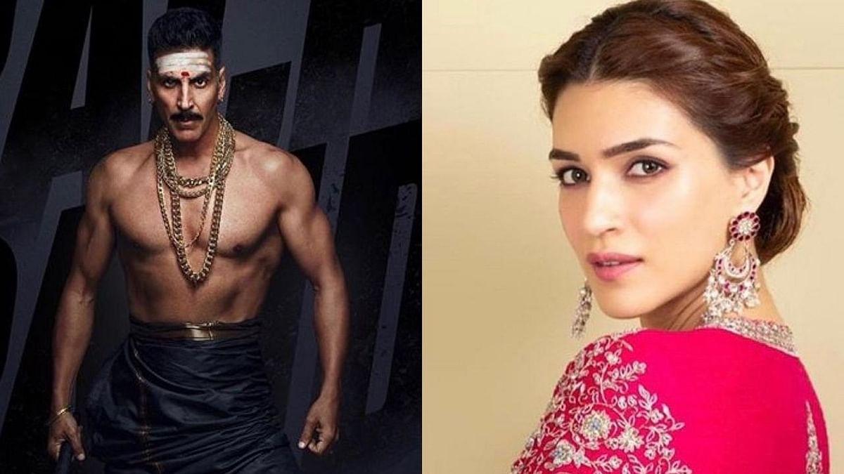 Bachchan Pandey: Akshay Kumar, Kriti Sanon gear up for shoot in January