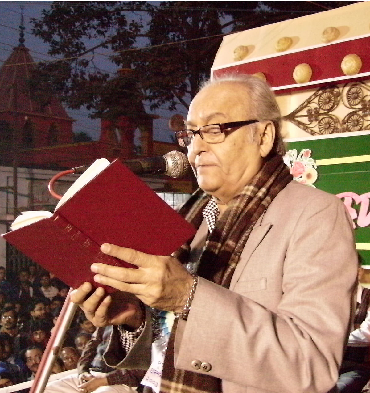 Celebrating the greatest roles of Soumitra Chattopadhyay