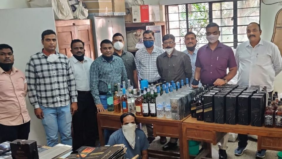 Pune: Excise department busts spurious scotch racket in IT hub