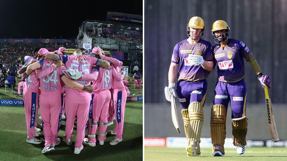 IPL 2020: In-form Rajasthan or tumbling Kolkata, whose fire will go out on Super Sunday?