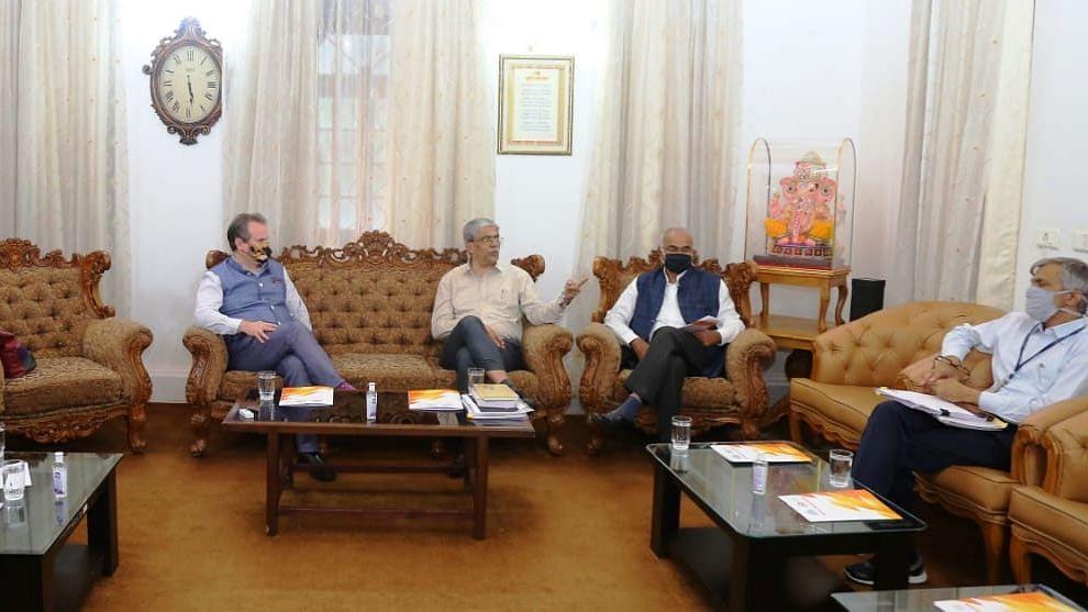 Pune University hosts US Consul General David J Ranz ahead of foreign envoys visit to Serum Institute