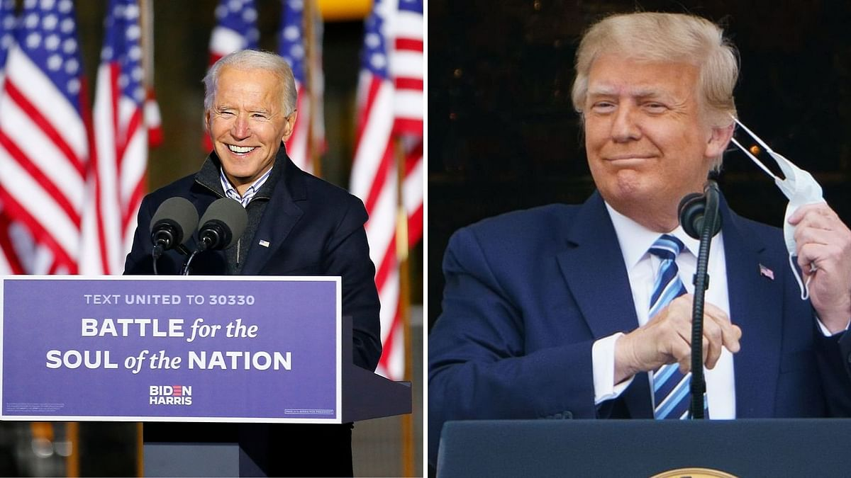 Joe Biden vs Donald Trump: The race to White House heats up
