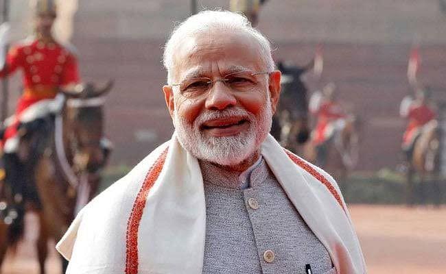 PM Narendra Modi celebrates Diwali with jawans at Jaisalmer