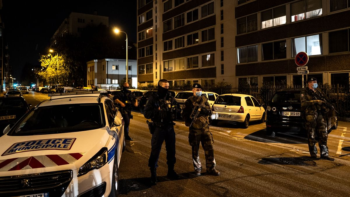 France witnesses another attack; priest shot outside church