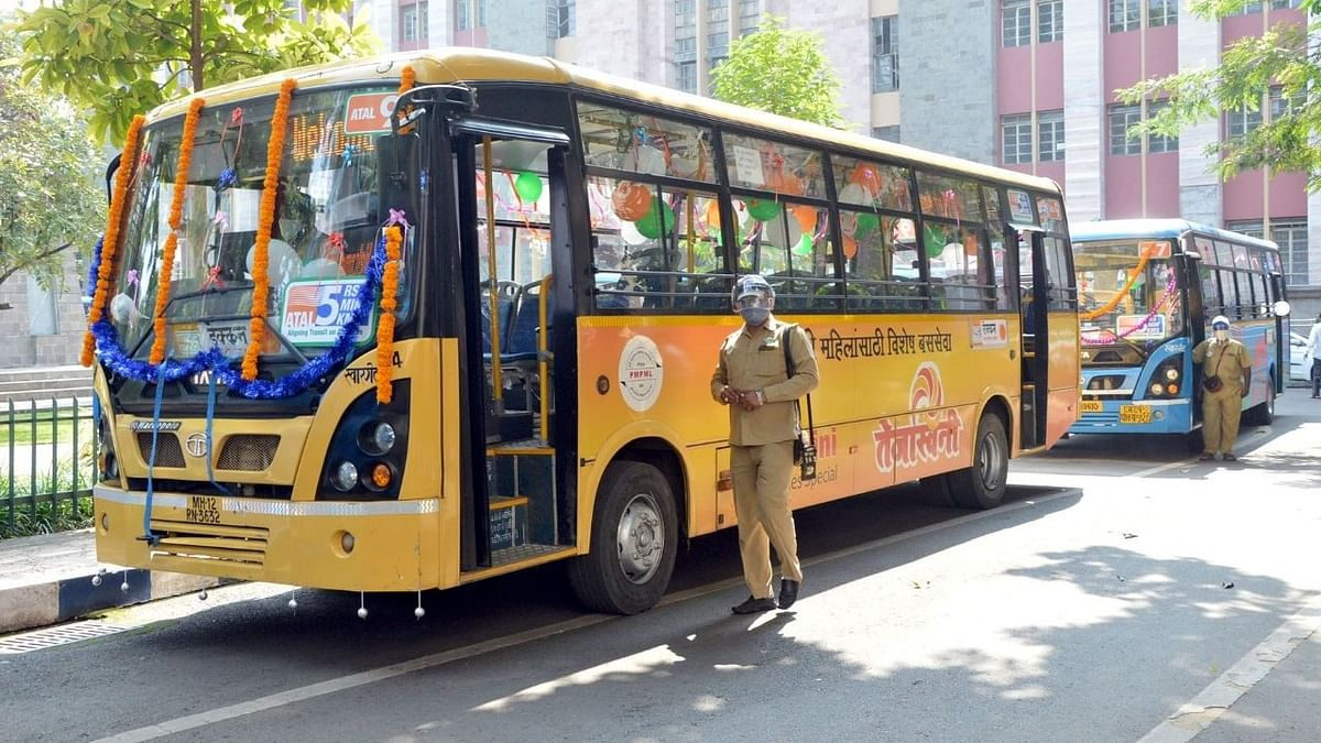 Punekars give big thumbs up to PMPML's ATAL bus service