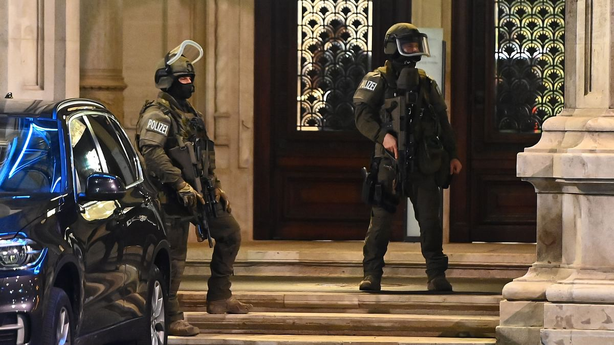 Austria terror attack: Multiple casualties after shooting near Vienna synagogue