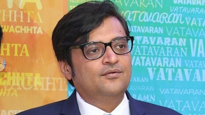 Republic TV editor-in-chief Arnab Goswami shifted to Taloja Jail